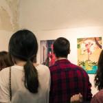 Photo from Exposición Colectiva 'y se escribe Spirou' in Cádiz (photo from facebook.com)