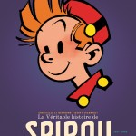 'La véritable histoire de Spirou' vol. 2, 1947-1955 (ill. Franquin; (c) Dupuis and the artist; image from amazon.fr)