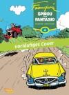 "Spirou collected edition vol. 4 (DE) - ""Spirou und Fantasio Gesamtausgabe, Band 4: Moderne Abenteuer"" (ill. Franquin; (c) Dupuis, Carlsen and the artist; from carlsen.de)"