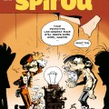 Journal de Spirou #4043 cover (ill. Yoann & Vehlmann; (c) Dupuis and the artists; image from izneo.com; SR scanlation)