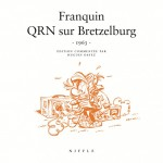'QRN sur Bretzelburg' 50/60 Niffle edition (ill. Franquin; (c) Dupuis and the artist; image from dupuis.com)