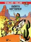"Spirou 'Svörtu hattarnir' IS ""The Black Hats"" (ill. Franquin; Copyright (c) 2015 by Froskur Útgáfa and the artist; image from myndasogur.is)"