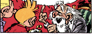 Spirou 2000 (ill. Franquin; Copyright (c) 1957 Dupuis and the artist; SR restoration)