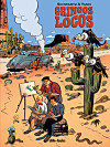'Gringos Locos' cover (ill. Schwartz & Yann; Copyright (c) 2012, 2016 by Dupuis, Dibbuks and the artists; image from dibbuks.es)