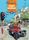 "Spirou collected edition vol. 5 (DE) - ""Spirou und Fantasio Gesamtausgabe, Band 5: Fabelhafte Wesen"" - provisional cover (ill. Franquin; (c) Dupuis, Carlsen and the artist; from carlsen.de)"