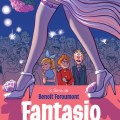 "'Fantasio se marie' cover (""Fantasio Gets Married""; ill. Feroumont; Copyright (c) 2016 Dupuis and the artist; image from twitter.com)"