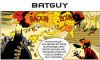 Panel from 'Batguy', JdS #4068 (ill. Yoann & Vehlmann; Copyright (c) 2016 Dupuis and the artists; image from izneo.com)