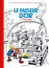 "Spirou & Fantasio #20 'Le Faiseur d'or' VO cover (""The Gold Maker""; ill. Fournier; Copyright (c) Dupuis and the artist; image from facebook.com)"