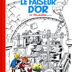 Spirou & Fantasio #20 'Le Faiseur d'or' VO cover (