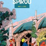 'Spirou 1969-1972' collected edition 'intégrale' #9 cover SE (ill. Fournier; Copyright (c) Dupuis, Mooz and the artist; image from facebook.com)