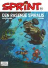 "Spirou & Fantasio #55 ""Sprint: Den rasende Spiralis"" cover NO ('La Colère du Marsupilami'; ill. Yoann & Vehlmann; Copyright (c) 2016 Egmont, Dupuis and the artists; image from minetegneserier.no)"
