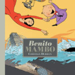 'Benito Mambo' cover (ill. Christian Durieux; image from humanoids.com)