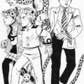 "Spirou et Cie. (""Spirou & Co.""; ill. unknown; Copyright (c) the artist; Spirou (c) Dupuis; image from mysterycomics-rdb.blogspot.com?)"