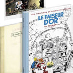 Spirou & Fantasio #20 'Le Faiseur d'or' VO package (