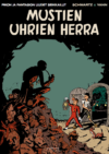 """Pikon ja Fantasion uudet seikkailut: Mustien uhrien herra"" cover FI (Spirou de... #11 'Le Maître des hosties noires'; ill. Schwartz & Yann; Copyright (c) 2017 Egmont, Dupuis and the artists; image from egmontkustannus.fi)"