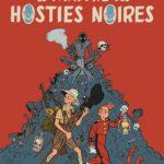 'Le Maître des hosties noires' special ed. Brüsel cover (