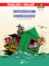 "Spirou 'Svalur og Valur: Skriðdrekinn, Einingahúsið og þrjár aðrar sögur' IS (""The Tank, The Pre-Fab House and Three Other Stories""; ill. Franquin; Copyright (c) 2017 by Froskur Útgáfa and the artist; image from forlagid.is)"