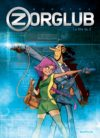 "Zorglub #1 'La Fille du Z' cover (""Daughter of the Z""; ill. Munuera; Copyright (c) 2017 Dupuis and the artist; image from dupuis.com)"