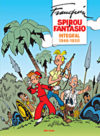 Intégrale 1 cover ES (ill. Franquin; (c) Dibbuks, Dupuis and the artist)