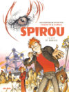 """La luz de Borneo"" cover ES (Spirou de... #10 'La Lumière de Bornéo'; ill. Frank & Zidrou; Copyright (c) 2017 Dibbuks, Dupuis and the artists; image from dibbuks.com)"